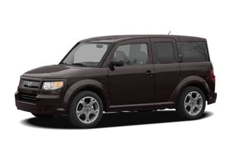 2007 honda element mpg 2007 honda element specs safety rating mpg carsdirect
