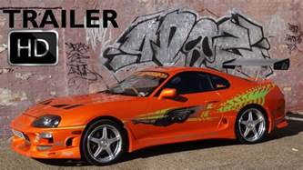 Why Are Toyota Supras So Fast The Fast And The Furious Supra Official Trailer
