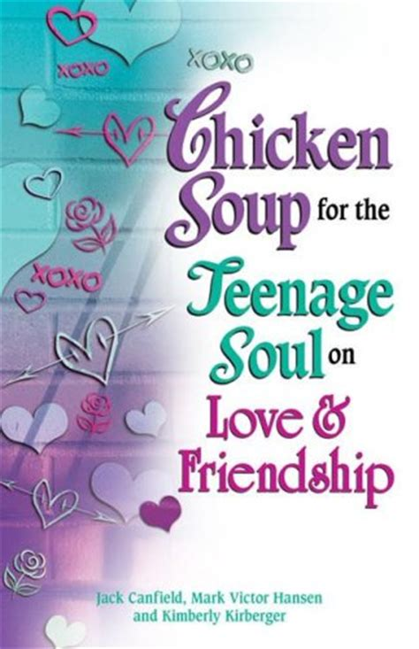 On Friendship Kirberger quotes for mothers chicken soup quotesgram