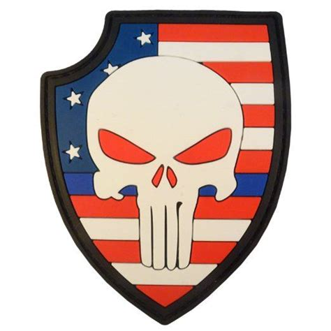 Rubber Patch Punisher Usa Amerika Emblem Velcro 43 best images about patch on morale patch