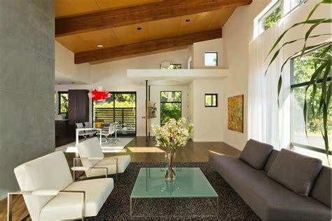 warm modern interior design warm contemporary interior design by gs architects usa