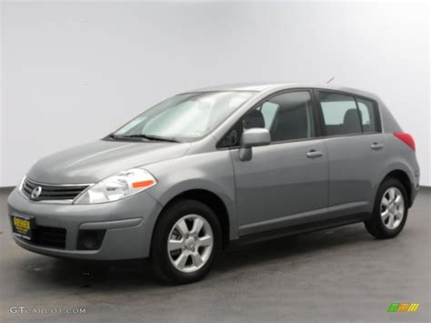 grey nissan versa 2012 magnetic gray metallic nissan versa 1 8 s hatchback