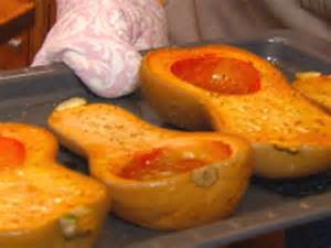 roasted butternut squash recipe robin miller food network