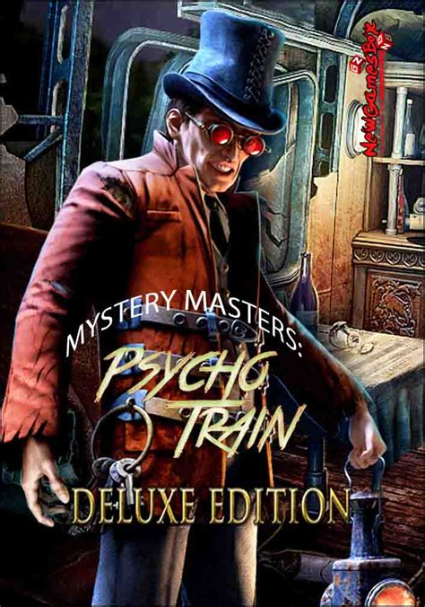 Mystery Masters by Mystery Masters Psycho Deluxe Edition Free