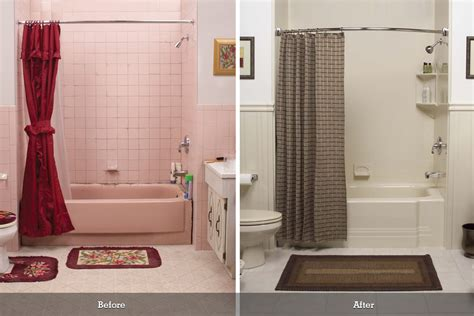 Bathroom Fitters Before And After Bathroom Remodeling Shower Liners Bath Liners Bci Acrylic