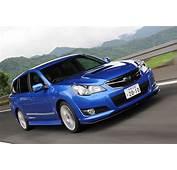 Subaru Legacy 25GT TS Review  Evo
