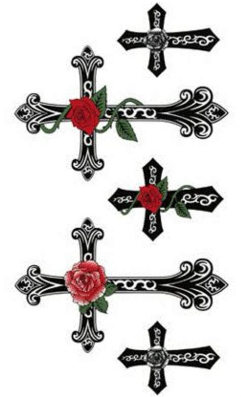 girly cross tattoo designs 76 best s birthday cross images on
