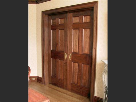 Interior Doors On Rails Interior Doors Stile And Rail 18 Northstar Woodworks