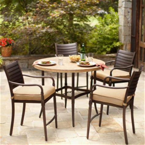 hton bay outdoor furniture bar outdoor furniture