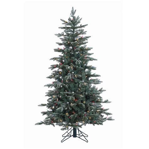 vickerman 5 prelit crystal frosted balsam fir artificial