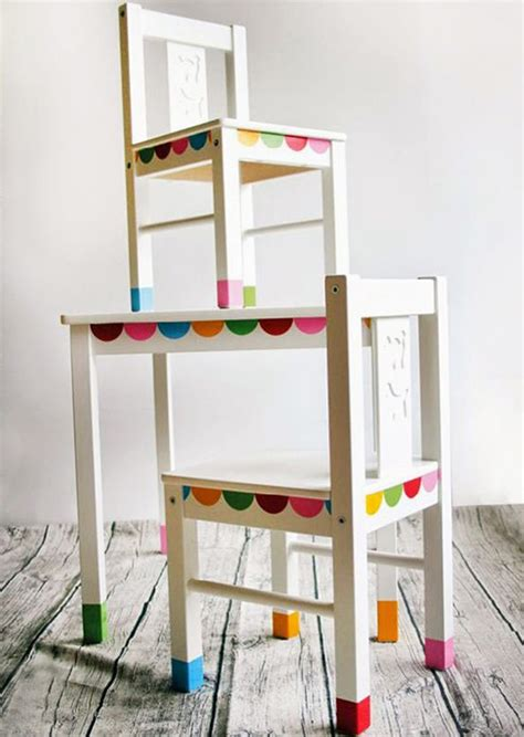 brilliant upcycled chairs  kids bedrooms upcyclist