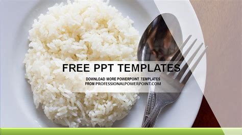 powerpoint themes rice rice powerpoint templates free download professional