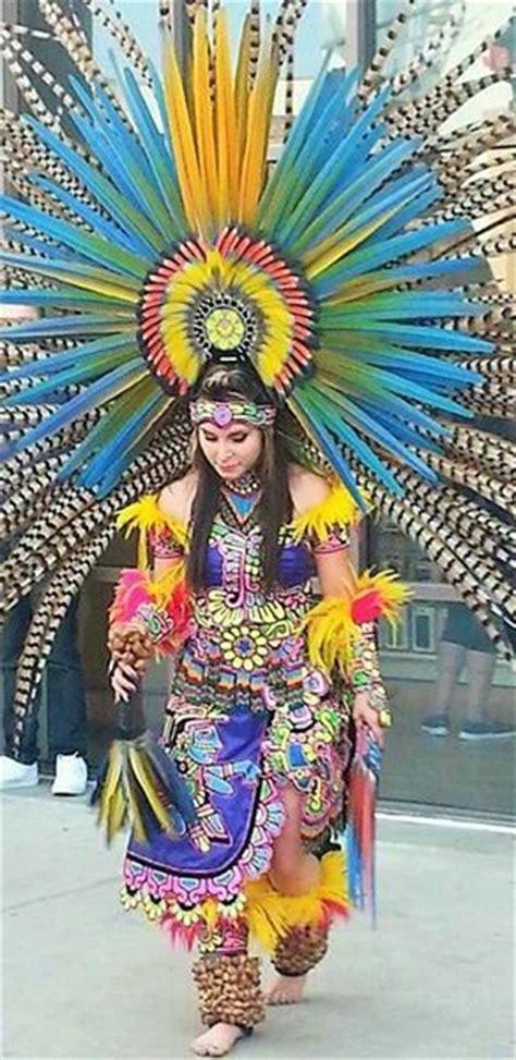 imagenes de vestuarios aztecas las 25 mejores ideas sobre traje azteca en pinterest y m 225 s
