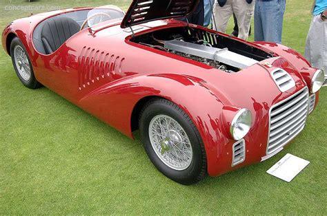 first ferrari ever made 1947 ferrari 125 s conceptcarz com