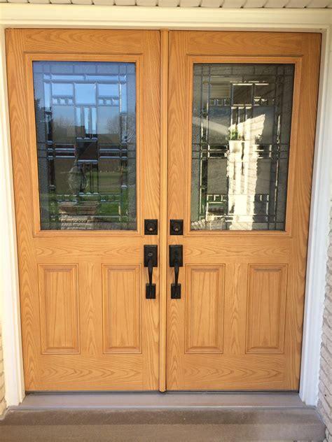 Paned Window Door Wrap A Window Decorating Aluminum Huttig Exterior Doors