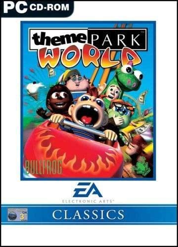 sim theme park xbox 360 sim theme park box shot for pc gamefaqs
