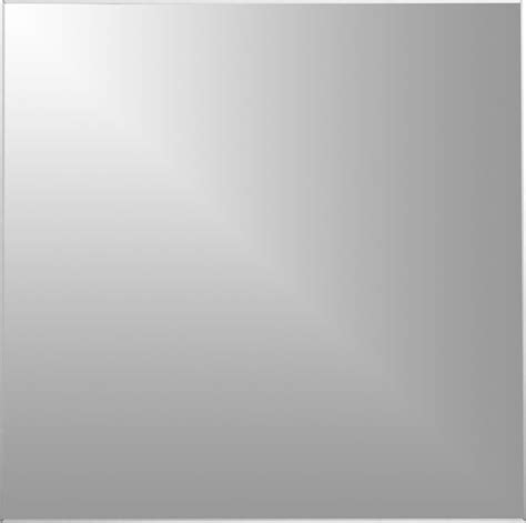 "infinity 31"" square wall mirror   CB2"