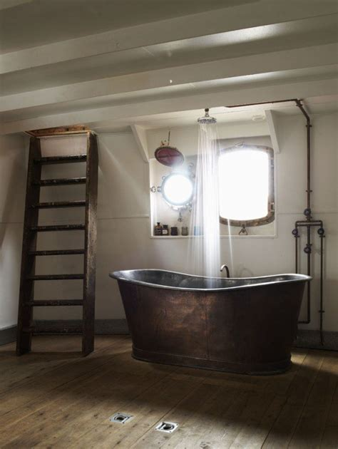 cool bathtub 30 inspiring industrial bathroom ideas