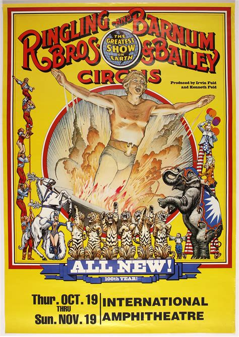 the greatest show on earth a royal international tattoo lot detail 1935 90 ringling bros and barnum bailey