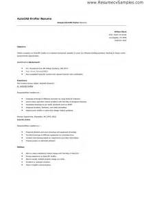 Solidworks Drafter Sle Resume by Chipper Resume Drafter Cad Best Free Home Design Idea Inspiration