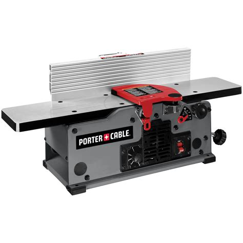 Table Jointer by Shop Porter Cable 10 S Bench Jointer At Lowes