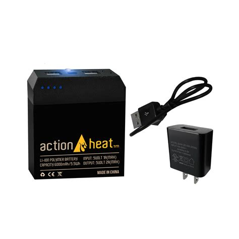 battery powered heat l actionheat 5v battery heated jacket men s my store