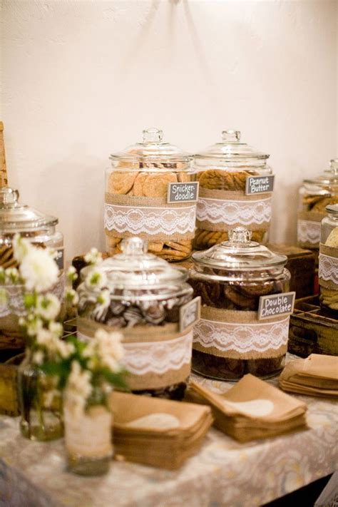 30 cute cookie bar ideas for your wedding wedding