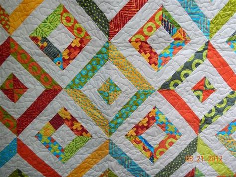 Bright Colored Quilts by Summer In The Park Quilt Made Will Bright Colored Fabrics
