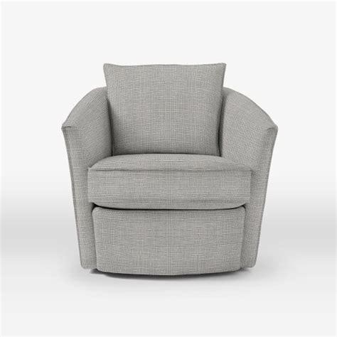Duffield Swivel Chair Prints West Elm Swivel Chair