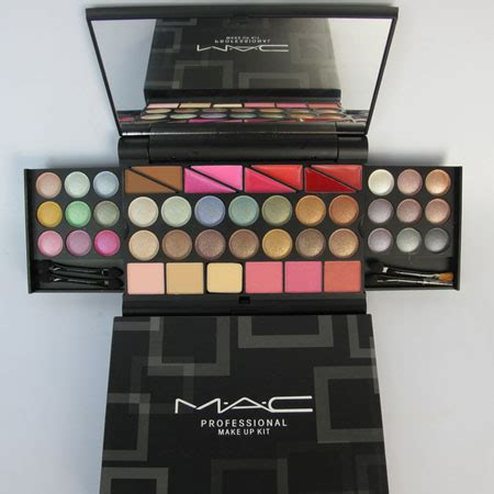 Makeup Kit Mac makeup box mac style guru fashion glitz
