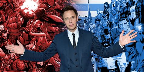 film marvel dc 2016 james gunn on marvel vs dc movies i want them all to be