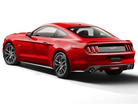 2015 ford mustang look