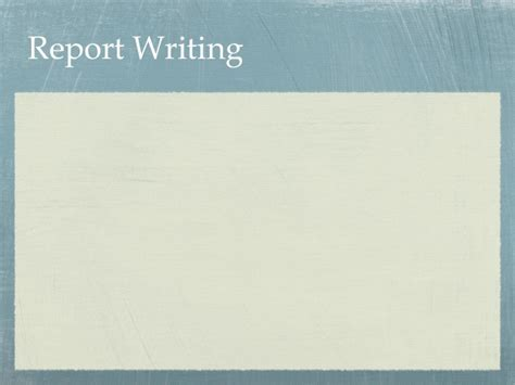 Assessment Report Writing Ppt by Practical Ideas On How To Streamline Assessments And Report Writing