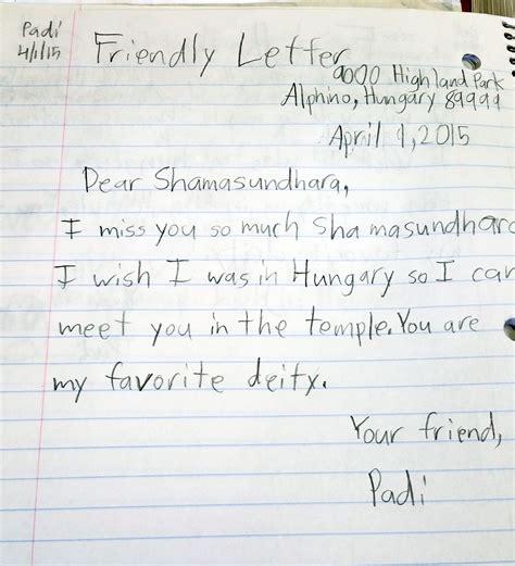 tkg academy friendly letter padi cry