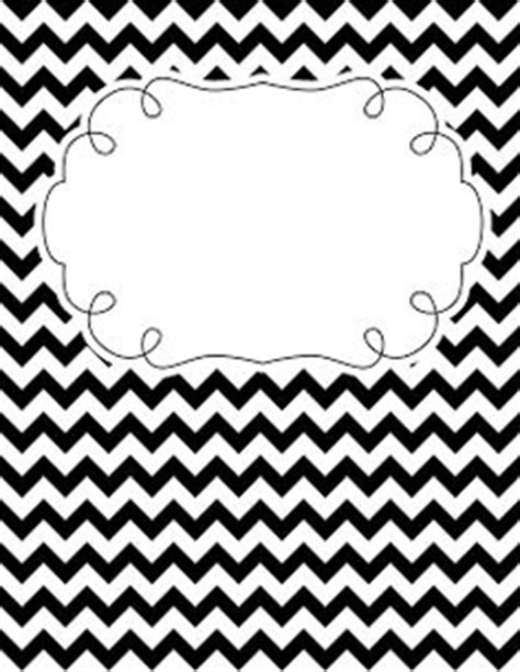 Black And White Binder Cover Templates by 1000 Images About Binder Cover Templates Printable On