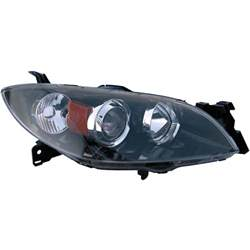 mazda 3 headlight assembly parts view part sale
