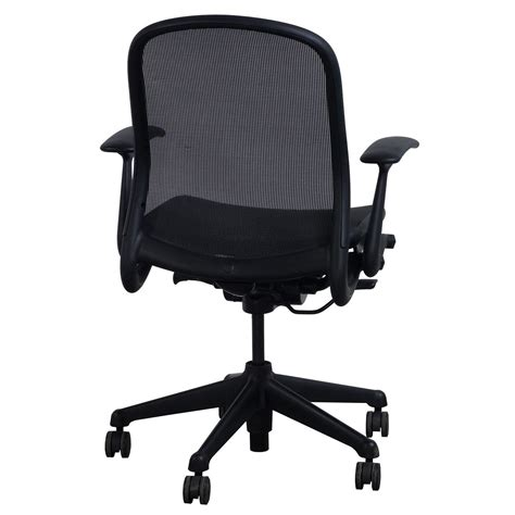 knoll chadwick mesh desk chair knoll chadwick used mesh conference chair black