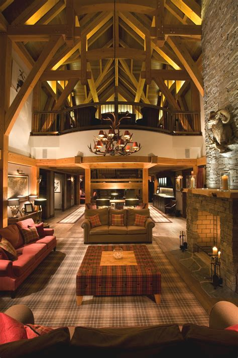 lodge style home decor revelstoke mountain resort project canada 171 adelto adelto