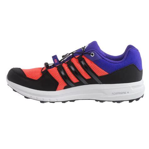 adidas outdoor duramo cross trail running shoes  men save