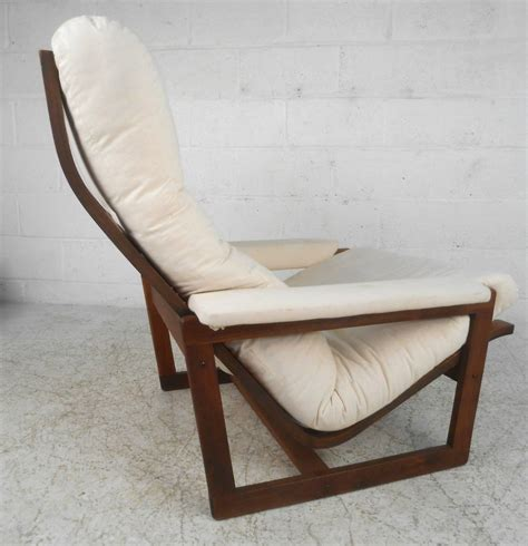 unique chairs for sale unique mid century modern teak frame lounge chair with