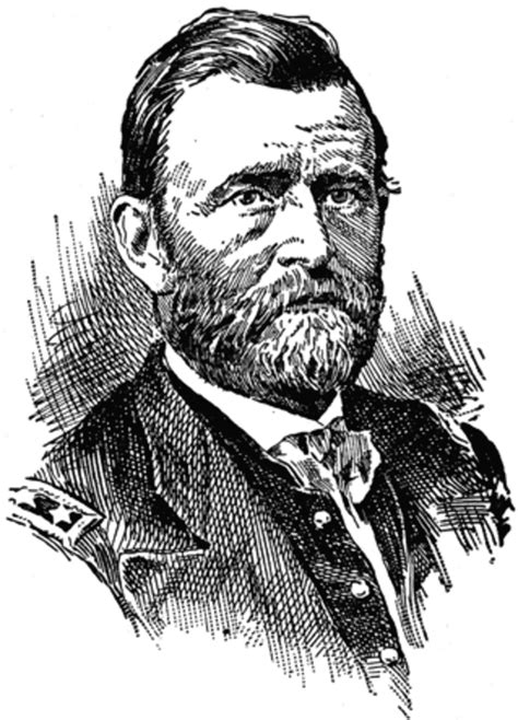 General Ulysses S. Grant | ClipArt ETC