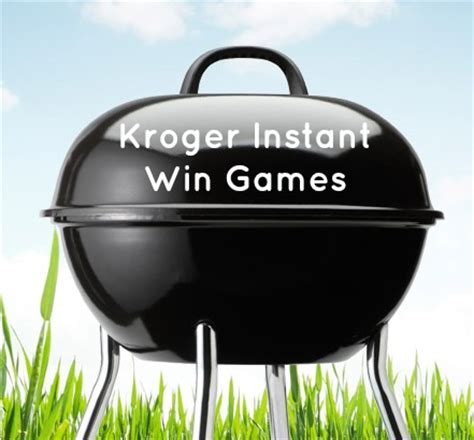 Instant Win Gaming - kroger instant win games 3 opportunities to win southern savers