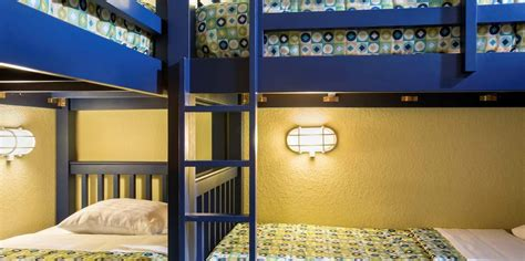 bunk beds orlando kidsuites with two bunk beds near disney world holiday