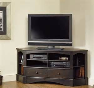 corner tv stand shelf home theater television