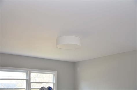 Update Popcorn Ceiling by How To Scrape Painted Popcorn Ceilings And Baby Room Update Warfieldfamily