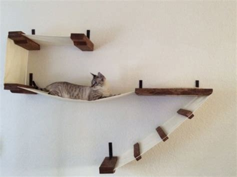 cat wall furniture deluxe cat wall play place cat walkways