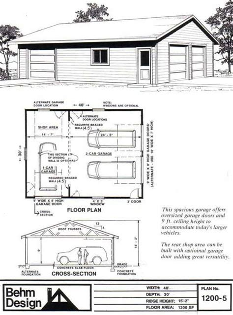 Garage Layout The World S Catalog Of Ideas