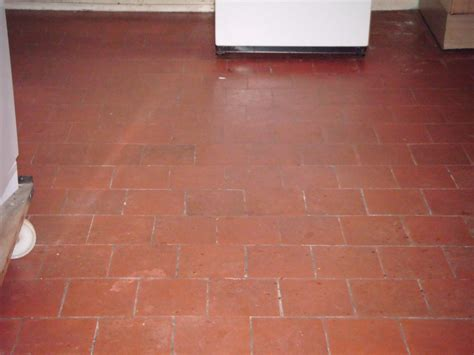 tile floor maintenance sealing quarry tiled floors cleaning and sealing