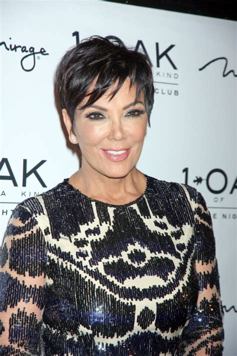 does kris jenner have thick hair kris jenner hairstyles hairstyle for women