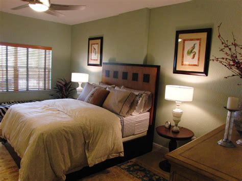olive green bedroom casey key condo mediterranean bedroom ta by